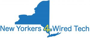 New Yorkers 4 Wired Tech Logo